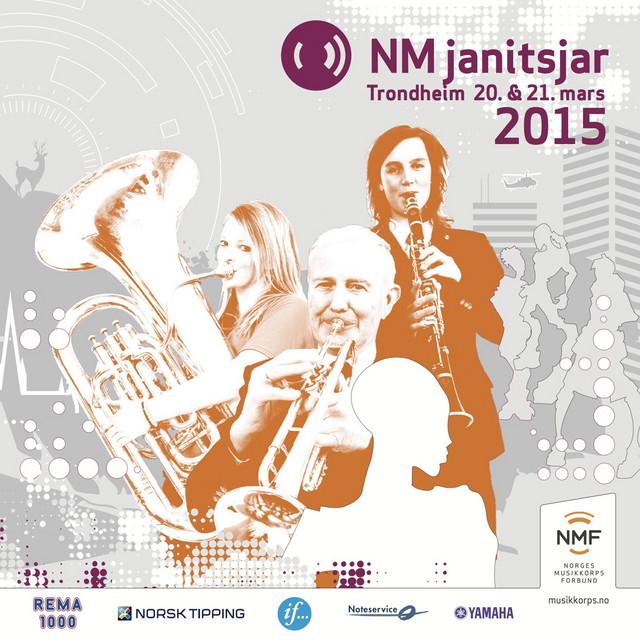 NM Janitsjar 2015 - Lottodivisjon
