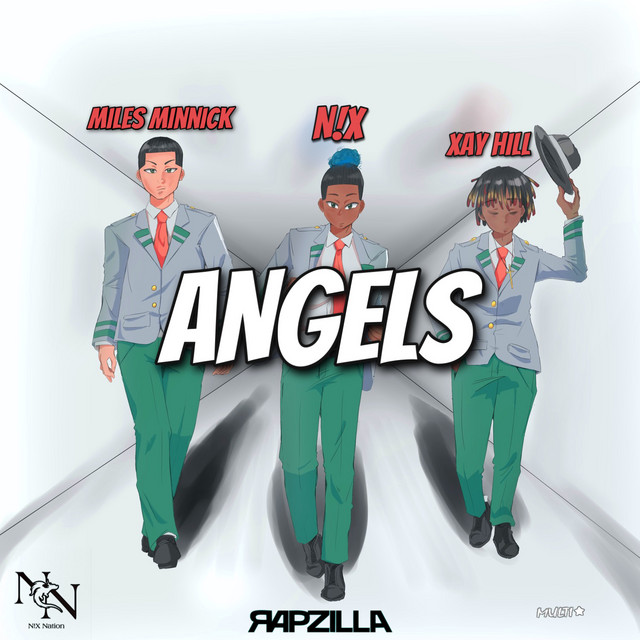 Angels (feat. Xay Hill & Miles Minnick) Image