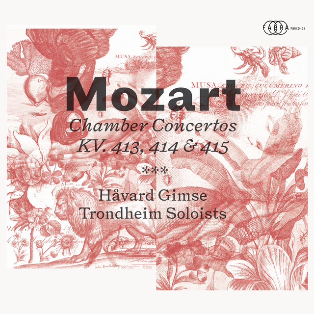 Mozart: Chamber Concertos