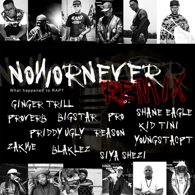 Now Or Never (Remix)