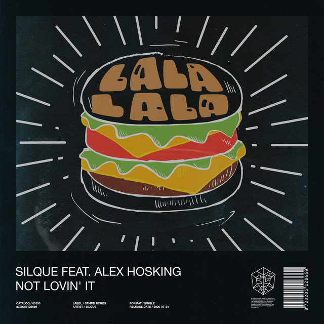 Silque & Alex Hosking - Not Lovin' It