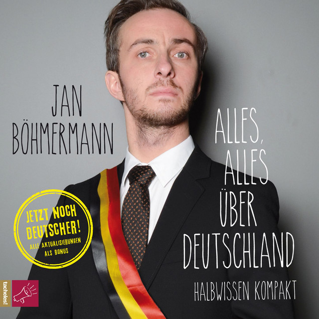 Jan Böhmermann Hitler
