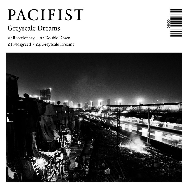 Pacifist Greyscale Dreams
