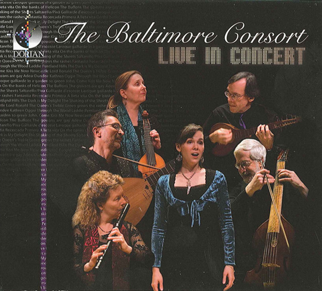 Baltimore Consort: Live in Concert