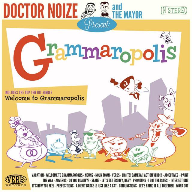 Grammaropolis by Doctor Noize