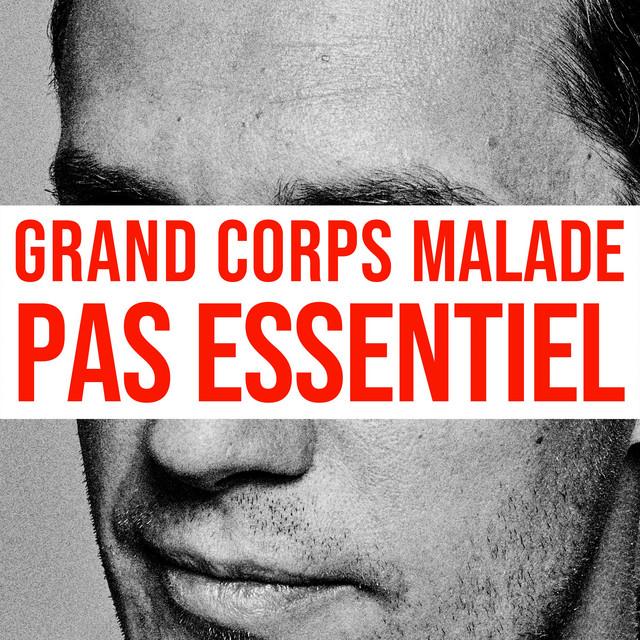 Pochette de Grand Corps Malade - Pas essentiel
