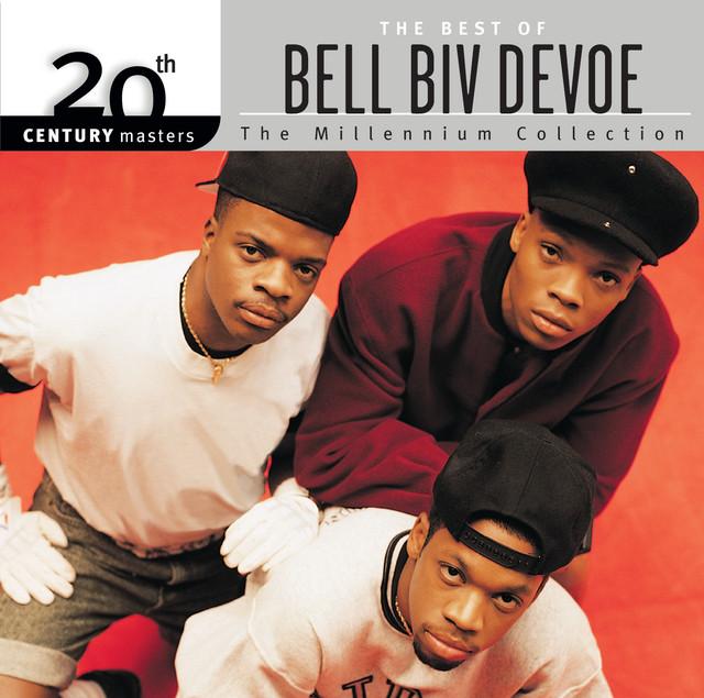 Bell Biv DeVoe album cover