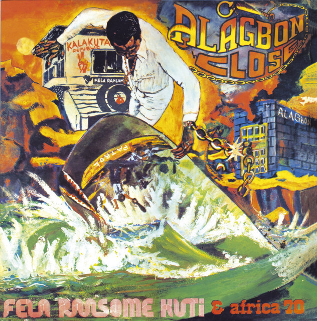 Alagbon Close / Why Black Man Dey Suffer
