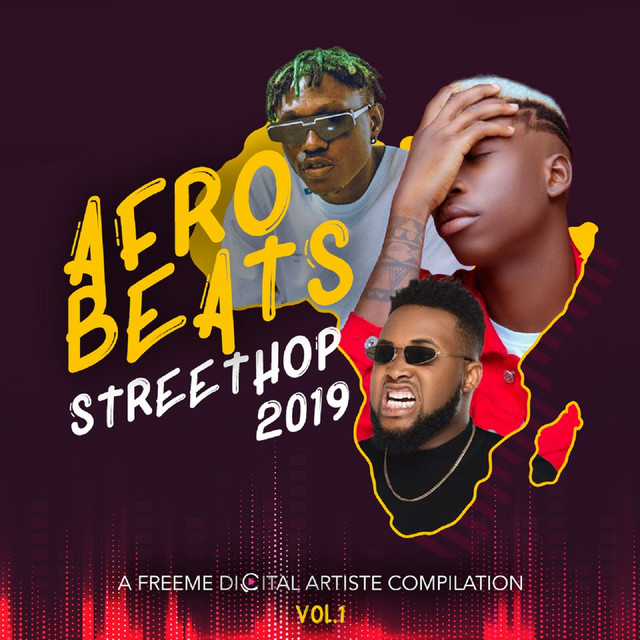 Afrobeats Street Hop Vol.1