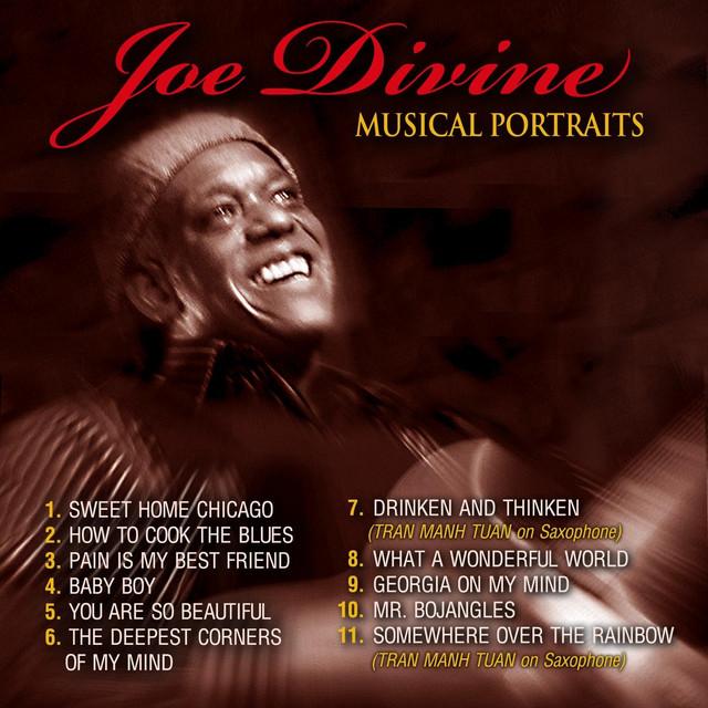 Joe Divine