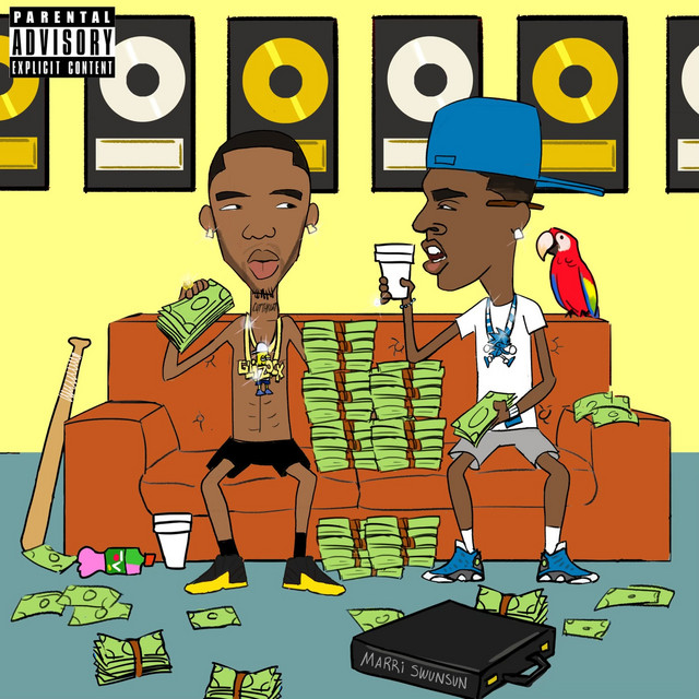 Young Dolph, Key Glock - What u see is what u get