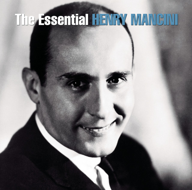 Henry Mancini album cover