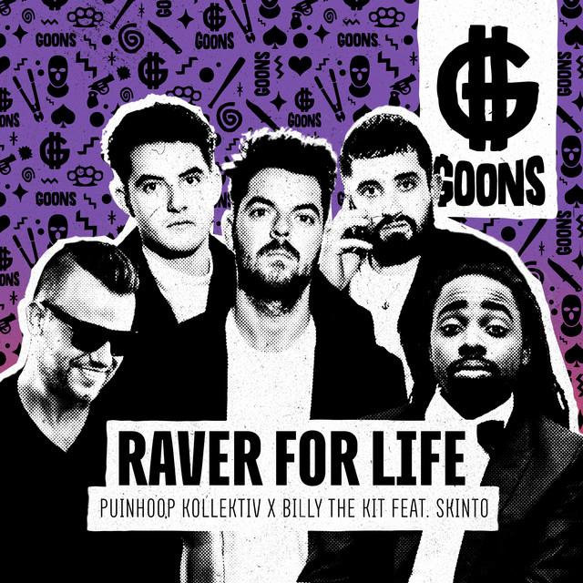 Puinhoop Kollektiv & Billy The Kit & Skinto - Raver for Life