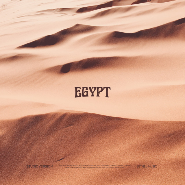 Egypt (Studio Version)