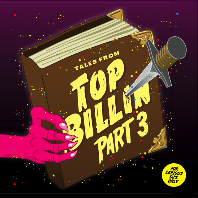 Artwork for African Chant - Top Billin Remix by King Tutt