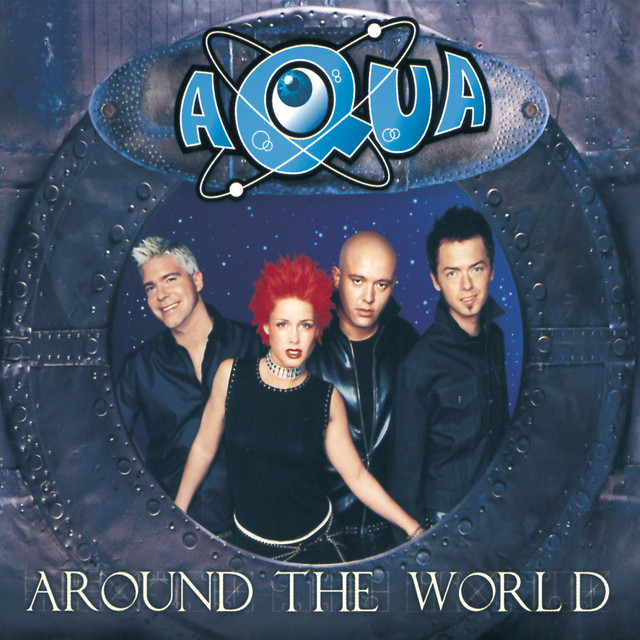 Artwork for Around The World - Dave Sears Club Mix by Aqua