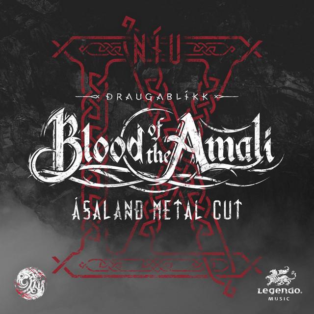 NÍU - Blood of the Amali (Ásaland Metal Cut)
