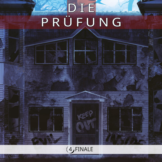 Die Prüfung - Finale Cover