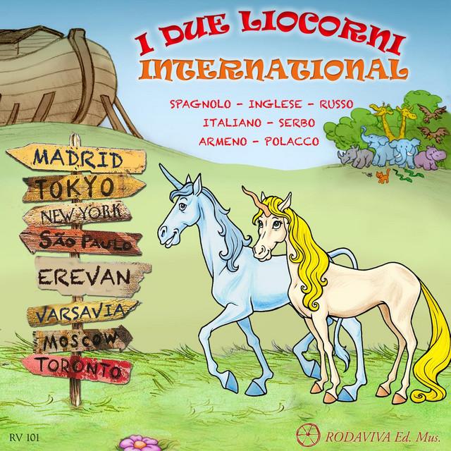 I due liocorni International