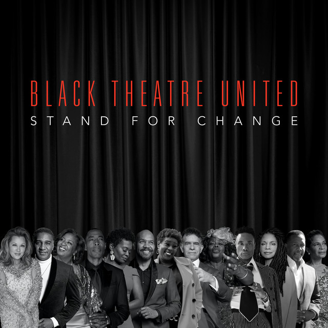 Stand For Change album cover