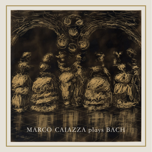 Marco Caiazza plays Bach