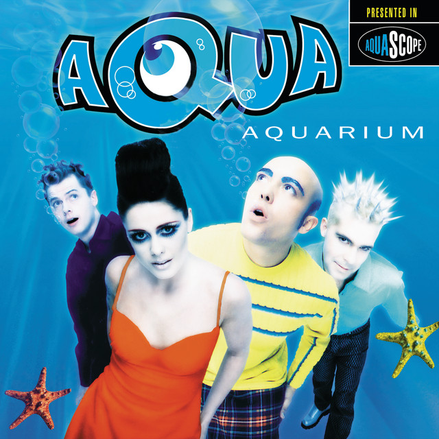 Artwork for My Oh My by Aqua