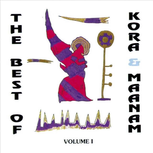 Maanam - The Best Of Kora & Maanam volume I