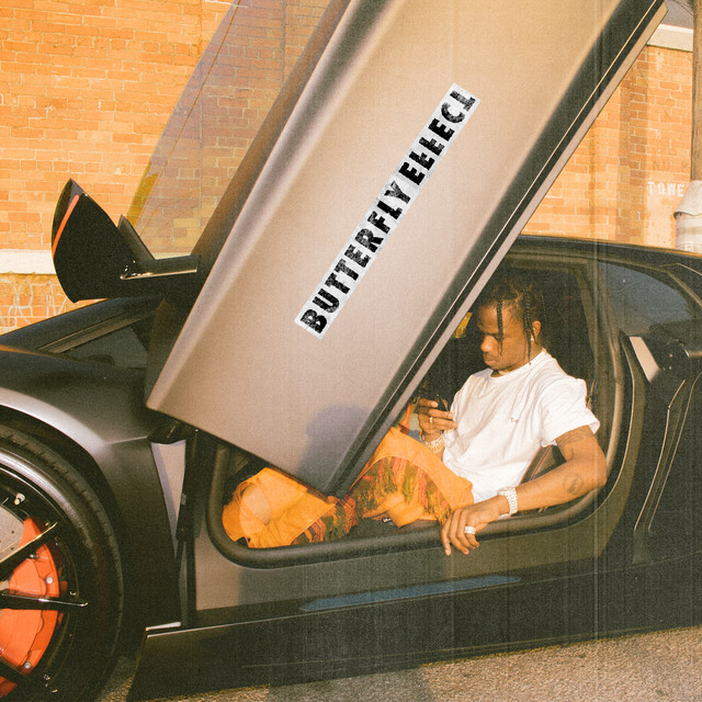 Travis Scott album cover
