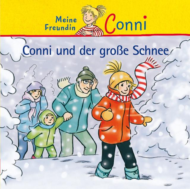 29: Conni und der große Schnee