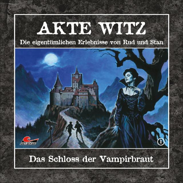 Folge 1: Das Schloss der Vampirbraut Cover