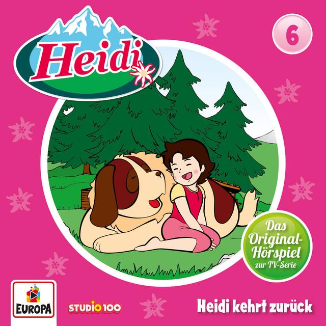06 - Heidi kehrt zurück Cover