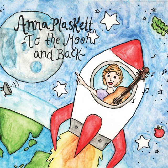 To the Moon and Back by Anna Plaskett