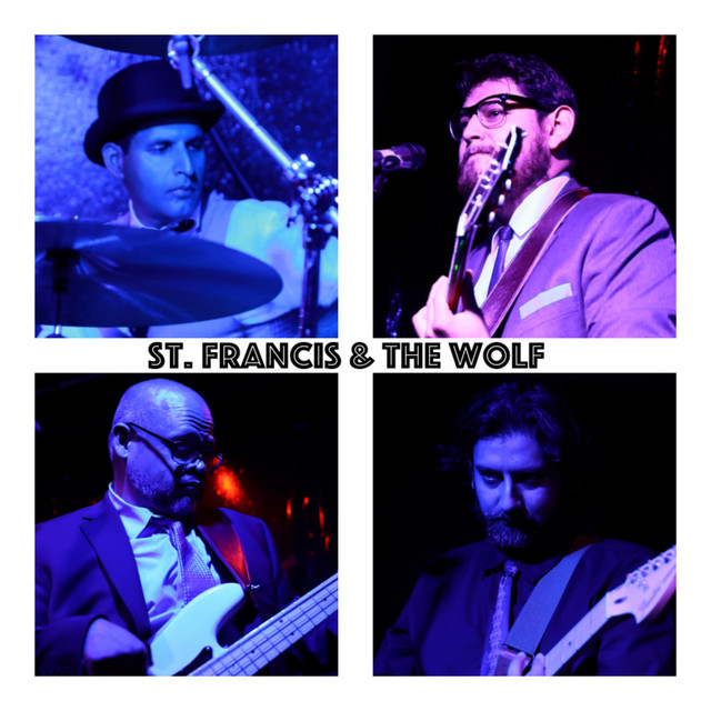 St. Francis & the Wolf