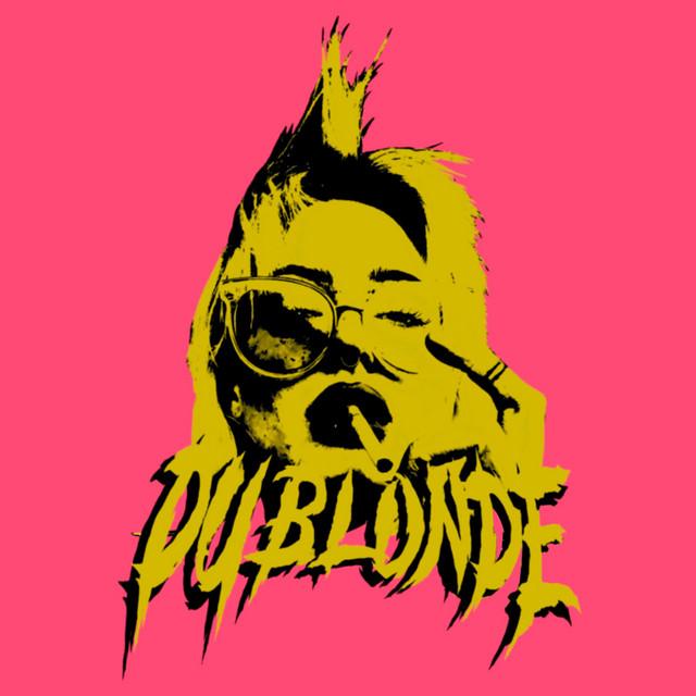 Cover art for I'm Glad That We Broke Up by Du Blonde