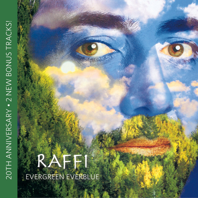 Evergreen Everblue: 20th Anniversary by Raffi
