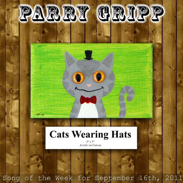 Cats Wearing Hats by Parry Gripp