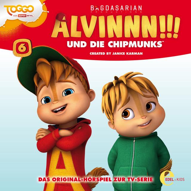 Folge 6 (Das Original-Hörspiel zur TV-Serie) Cover