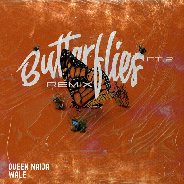 Butterflies Pt. 2 - Wale Remix cover art