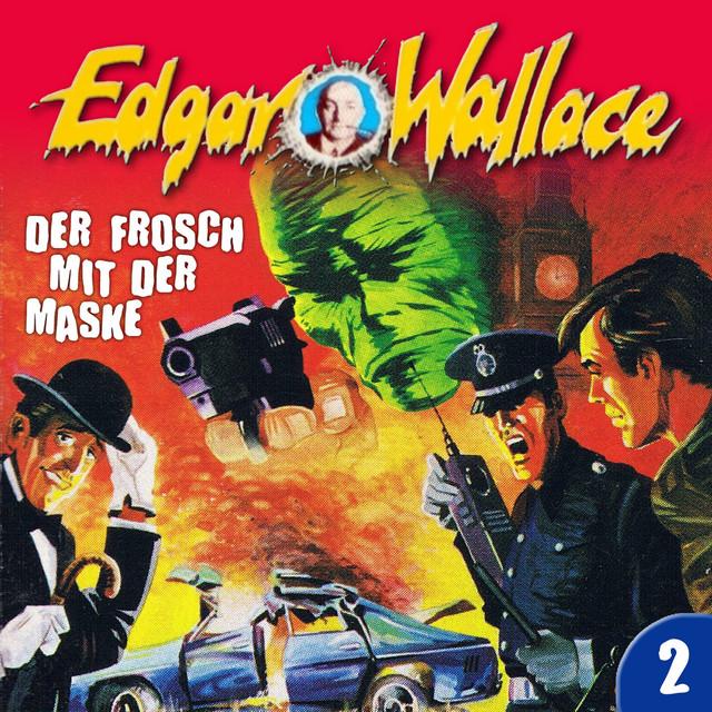 Folge 2: Der Frosch mit der Maske Cover