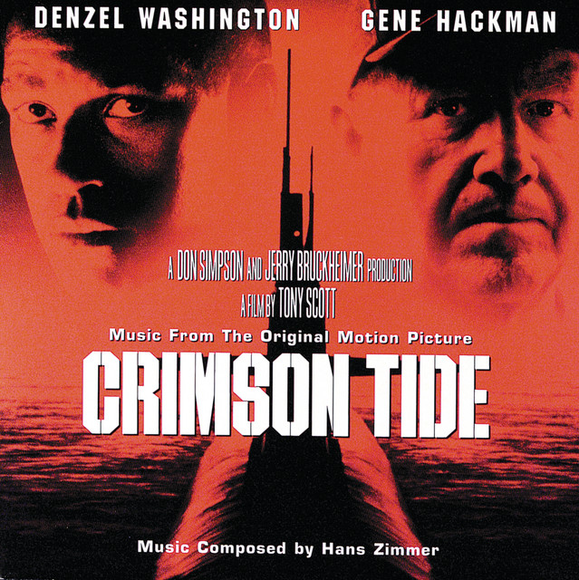 Crimson Tide - Official Soundtrack
