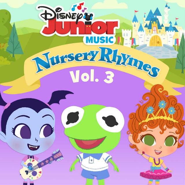 Disney Junior Music: Nursery Rhymes Vol. 3 by Genevieve Goings