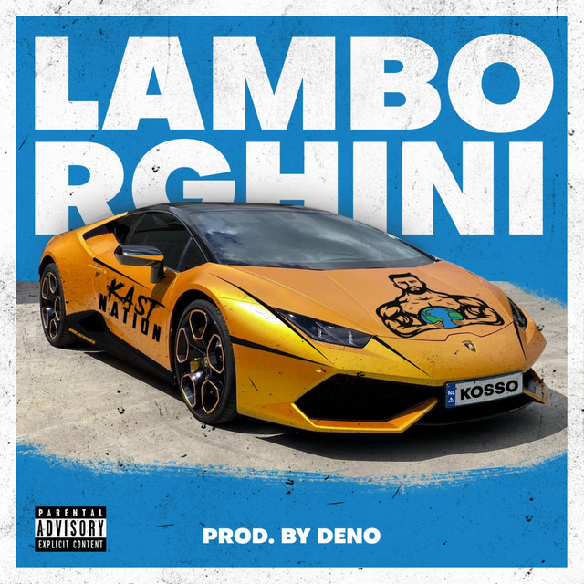 Kosso Lamborghini acapella