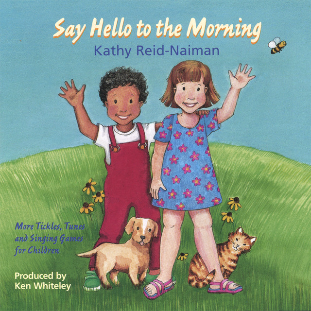 Say Hello To The Morning by Kathy Reid-Naiman