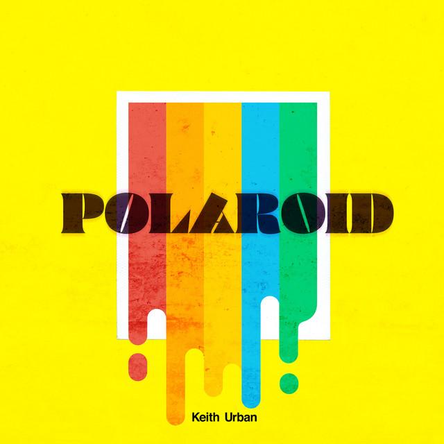 Keith Urban - Polaroid cover