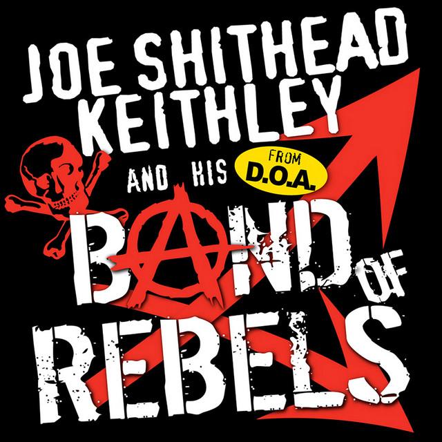 Artwork for Rebel Kind by Joe Keithley