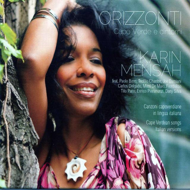 Karin Mensah — Orizzonti Capo verde e dintorni (Cape Verdean Songs Italian Versions)