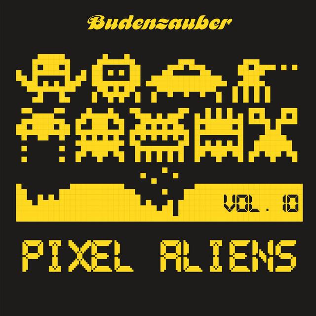 Pixel Aliens, Vol. 10