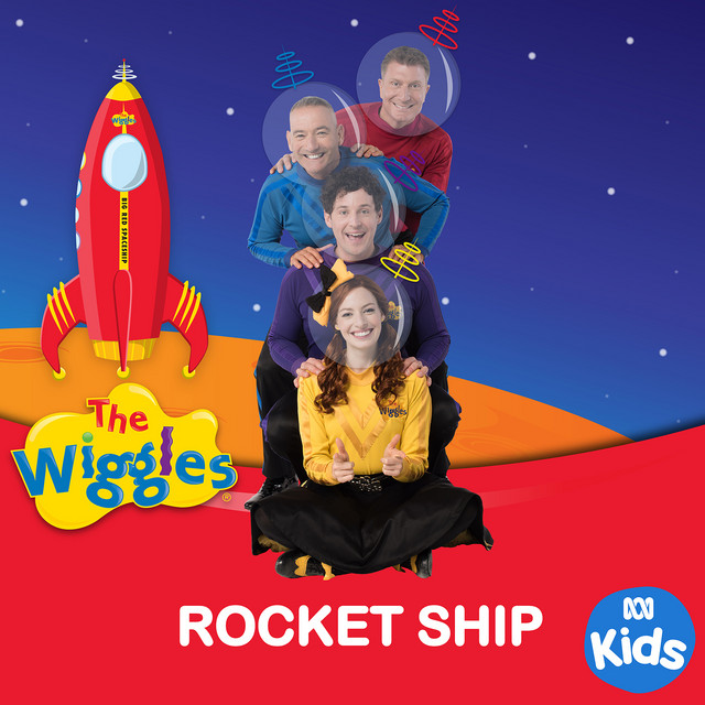 Rocket Ship by The Wiggles