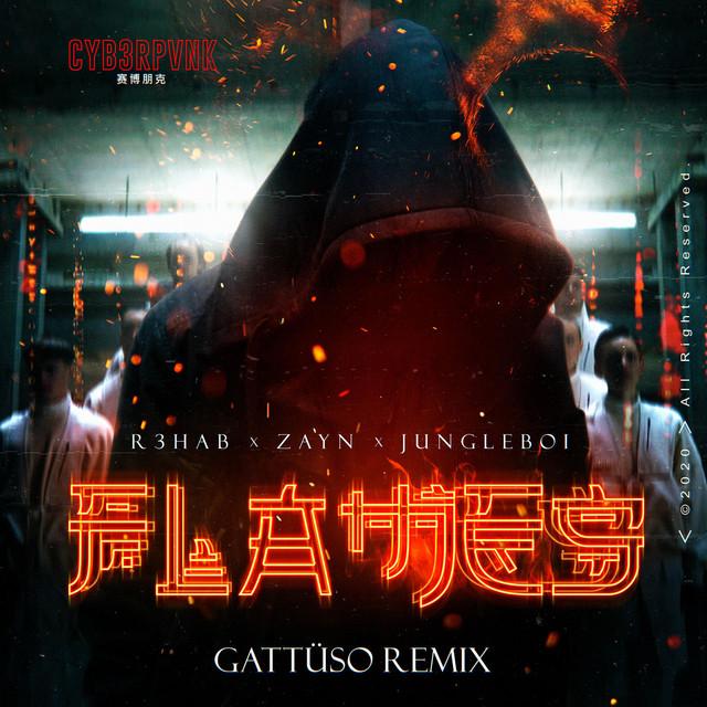 Flames (with ZAYN) [GATTÜSO Remix]