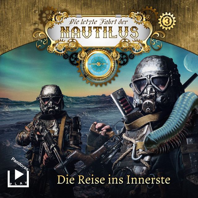 3 - Die Reise ins Innerste Cover